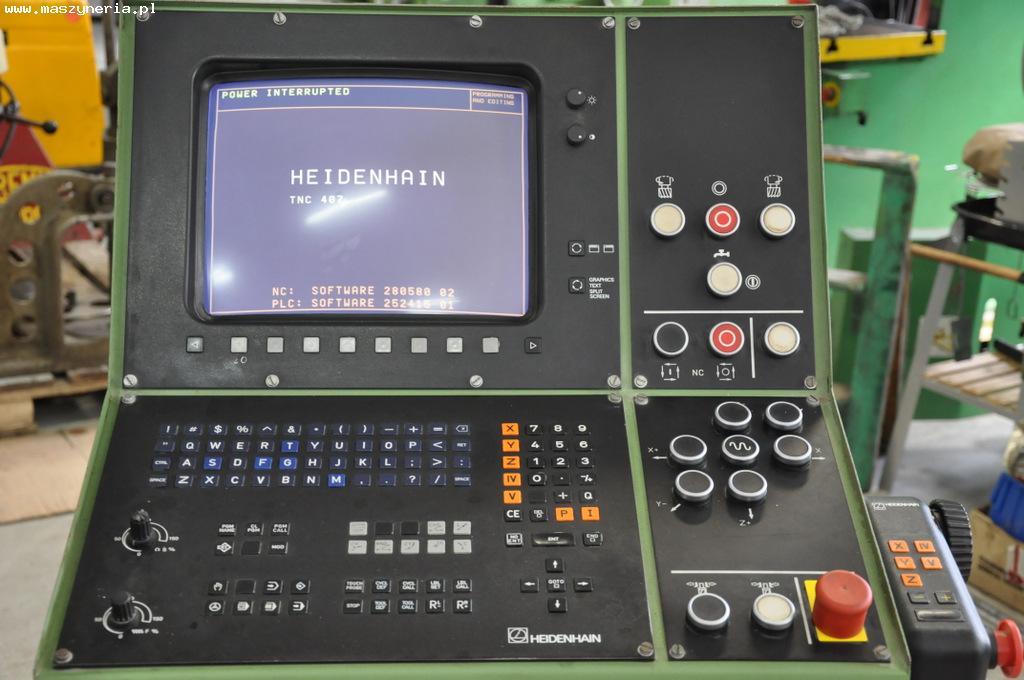 Sterowanie CNC HEIDENHAIN TNC 407