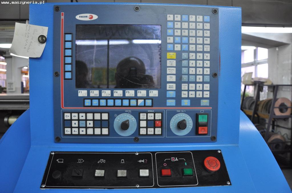 Sterowanie CNC FAGOR 8055 TC (z cyklami)