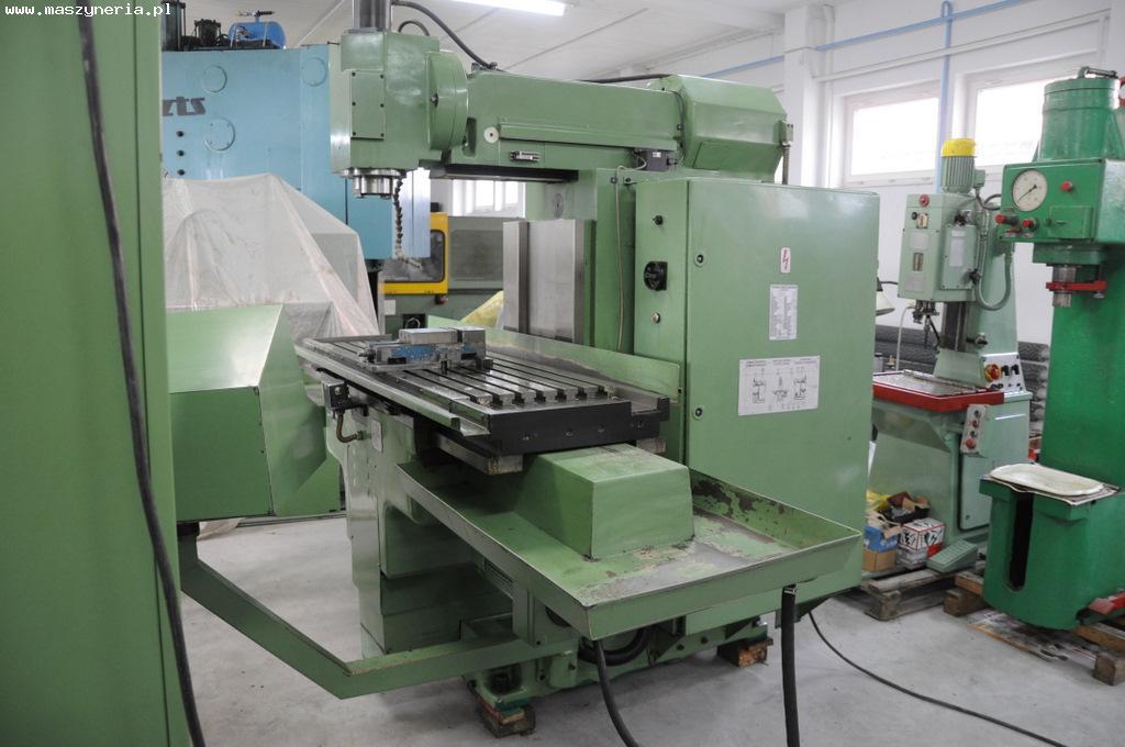 FREZARKA JAFO FYN 50 CNC
