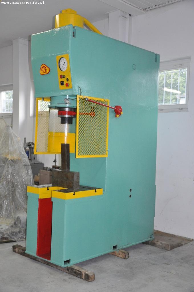 Prasa hydrauliczna wysięgowa PH-Wn 100